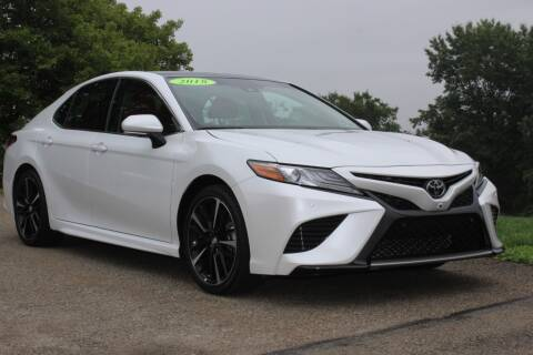 2018 Toyota Camry for sale at Harrison Auto Sales in Irwin PA