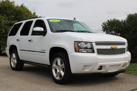 2014 Chevrolet Tahoe for sale at Harrison Auto Sales in Irwin PA