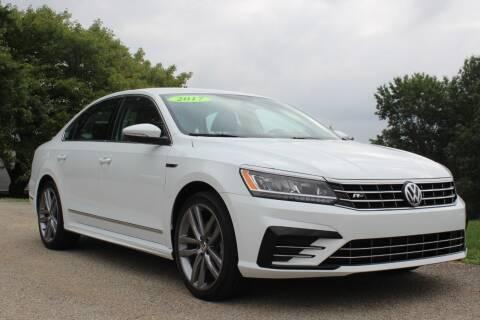 2017 Volkswagen Passat for sale at Harrison Auto Sales in Irwin PA