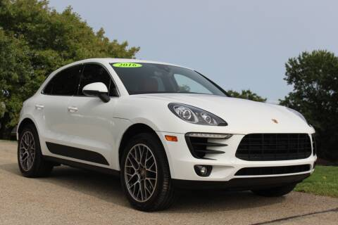 2016 Porsche Macan for sale at Harrison Auto Sales in Irwin PA