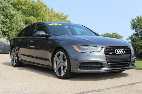 2014 Audi A6 for sale at Harrison Auto Sales in Irwin PA