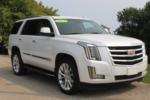 2017 Cadillac Escalade for sale at Harrison Auto Sales in Irwin PA