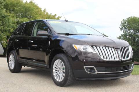 2013 Lincoln MKX for sale at Harrison Auto Sales in Irwin PA