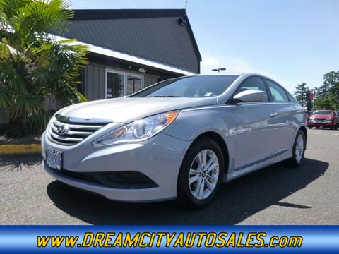 2014 Hyundai Sonata for sale in Milwaukie, OR