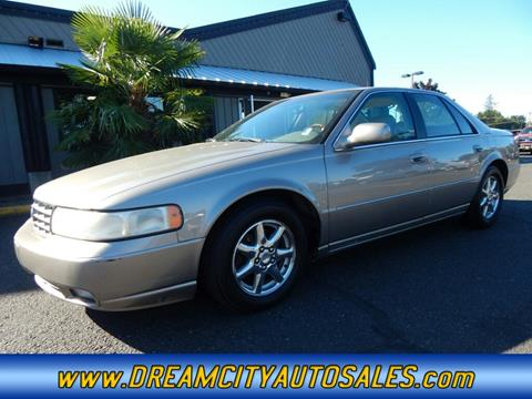 2001 Cadillac Seville for sale in Milwaukie, OR