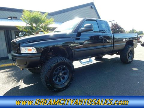 2000 Dodge Ram Pickup 2500 for sale in Milwaukie, OR