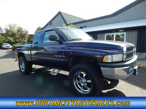 1999 Dodge Ram Pickup 1500 for sale in Milwaukie, OR
