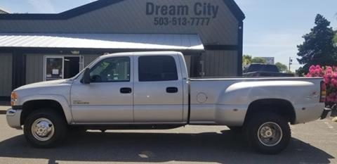 2005 GMC Sierra 3500 for sale in Milwaukie, OR