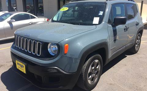 2017 Jeep Renegade for sale in Mcallen, TX