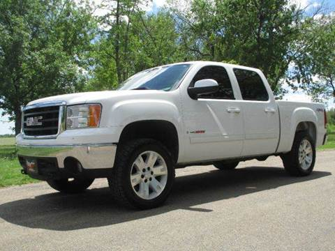 2007 GMC Sierra 1500 for sale at Blaze Auto in St Mary's KS