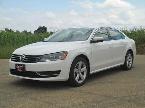 2014 Volkswagen Passat for sale at Blaze Auto in St Mary's KS