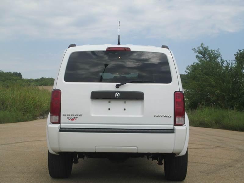 2011 Dodge Nitro for sale at Blaze Auto in St Mary's KS