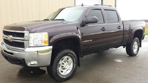 2008 Chevrolet Silverado 2500HD for sale at Blaze Auto in St Mary's KS