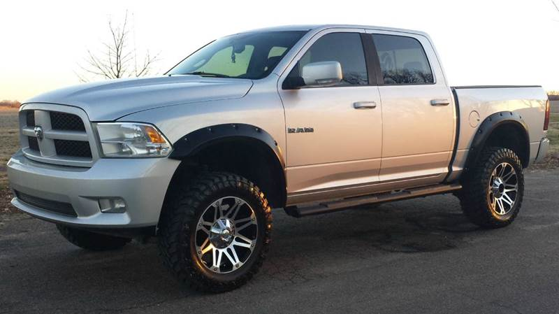 2009 Dodge Ram Pickup 1500 for sale at Blaze Auto in St Mary's KS
