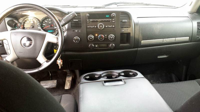 2011 GMC Sierra 2500HD for sale at Blaze Auto in St Mary's KS