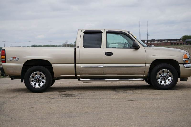 2006 GMC Sierra 1500 for sale at Blaze Auto in St Mary's KS