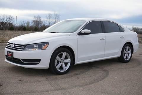 2014 Volkswagen Passat for sale at Blaze Auto in St Mary's KS