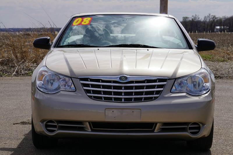 2008 Chrysler Sebring for sale at Blaze Auto in St Mary's KS