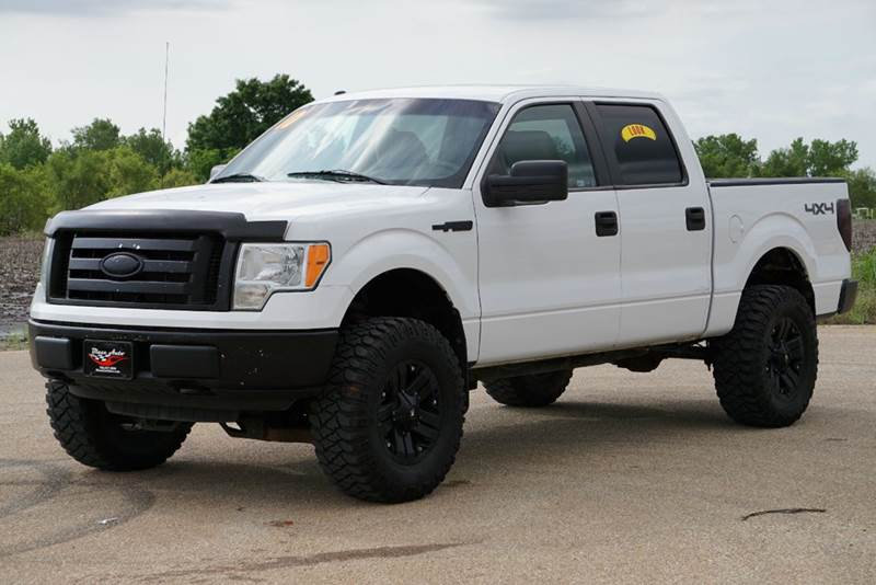 2010 Ford F-150 for sale at Blaze Auto in St Mary's KS