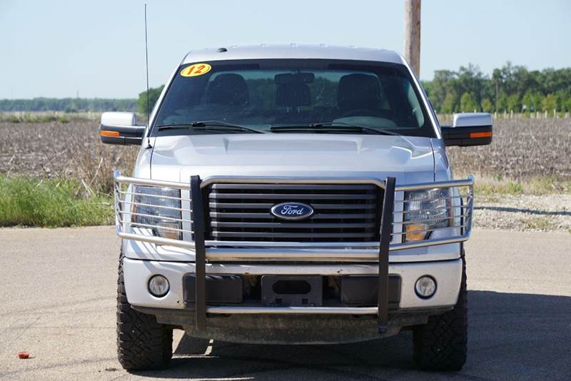 2012 Ford F-150 for sale at Blaze Auto in St Mary's KS