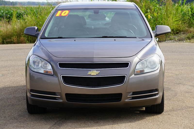 2010 Chevrolet Malibu for sale at Blaze Auto in St Mary's KS
