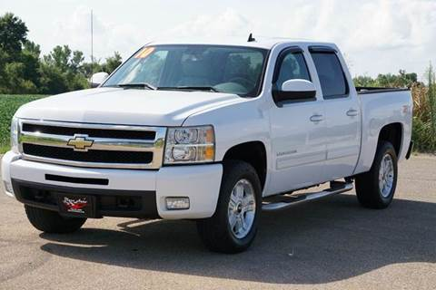 2010 Chevrolet Silverado 1500 for sale at Blaze Auto in St Mary's KS