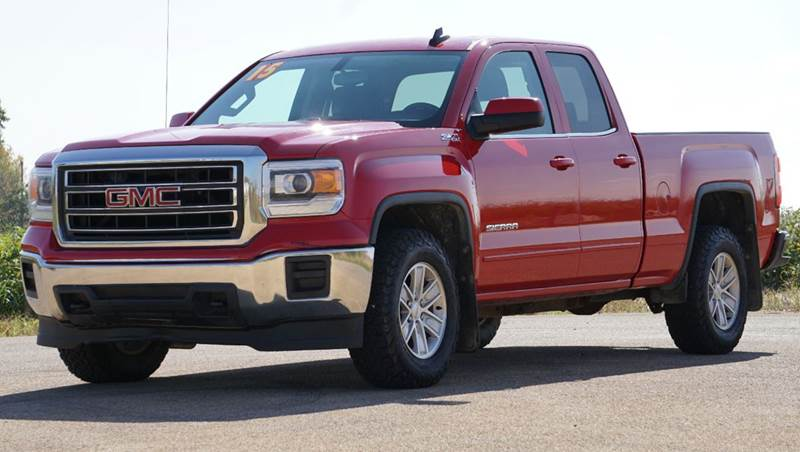 2015 GMC Sierra 1500 for sale at Blaze Auto in St Mary's KS