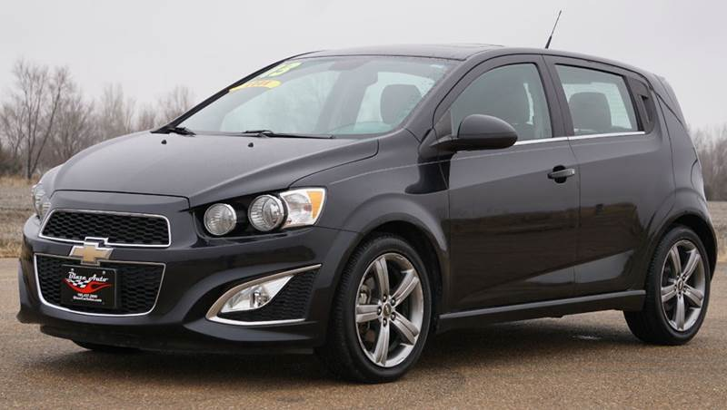 2013 Chevrolet Sonic for sale at Blaze Auto in St Mary's KS