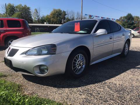 2004 Pontiac Grand Prix for sale in Knightstown, IN