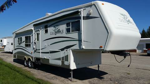 2005 Jayco Designer for sale in Knightstown, IN