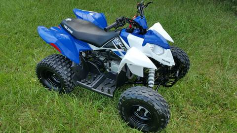 2012 Polaris Outlaw 90 for sale in Knightstown, IN
