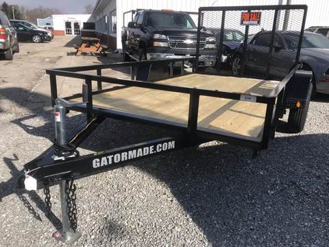 2019 Gatormade Utility for sale in Knightstown, IN