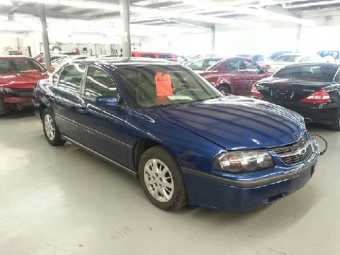 2003 Chevrolet Impala for sale in Knightstown, IN