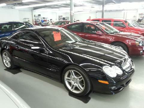 2008 Mercedes-Benz SL-Class for sale in Knightstown, IN