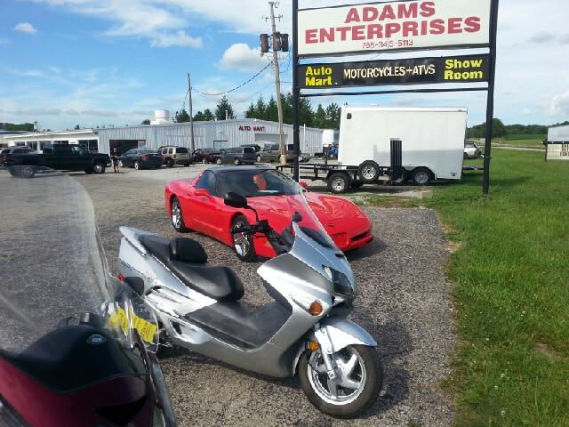 2001 Honda 250 reflex  - Knightstown IN