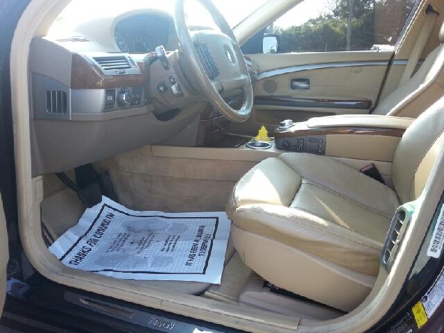 2007 BMW 7 Series 750i 4dr Sedan - Knightstown IN