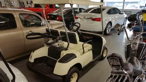 2005 Yamaha Golf Cart