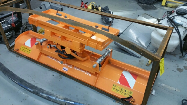 2015 TMG Industrial SP-240 *New* Snow Plow quick Attachment  - Knightstown IN