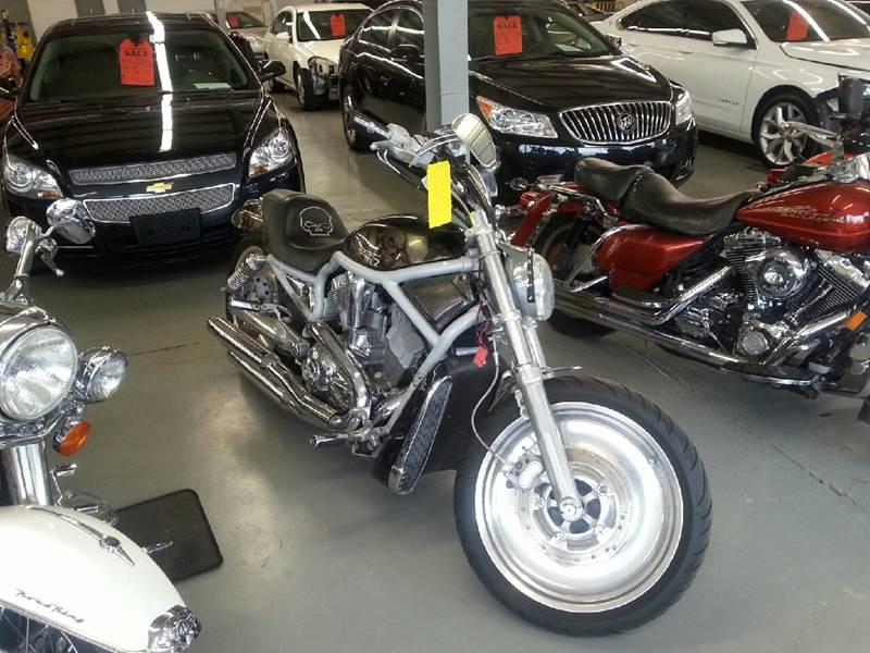 2002 Harley-Davidson V-Rod  - Knightstown IN