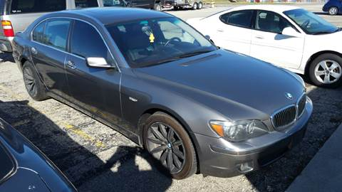 2007 BMW 7 Series for sale in Knightstown, IN