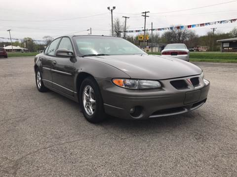 2002 Pontiac Grand Prix for sale in Knightstown, IN