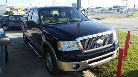 2008 Ford F-150 for sale at Eastside Auto Brokers LLC in Fort Myers FL