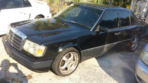 1992 Mercedes-Benz 300-Class for sale at Eastside Auto Brokers LLC in Fort Myers FL
