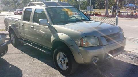 2002 Nissan Frontier for sale at Eastside Auto Brokers LLC in Fort Myers FL