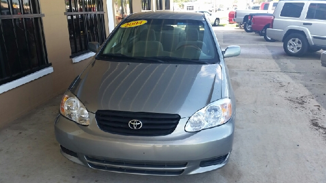 2004 Toyota Corolla for sale at Eastside Auto Brokers LLC in Fort Myers FL