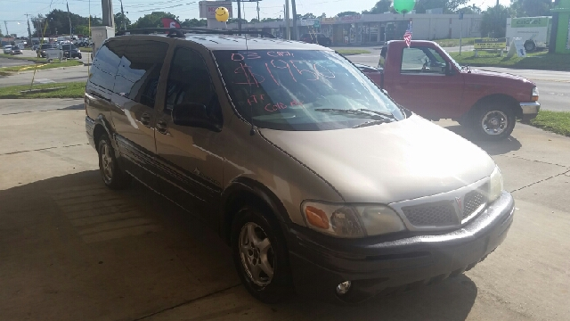 2003 Pontiac Montana for sale at Eastside Auto Brokers LLC in Fort Myers FL