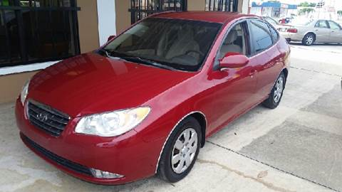 2007 Hyundai Elantra for sale at Eastside Auto Brokers LLC in Fort Myers FL
