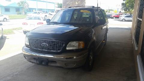 2002 Ford Expedition for sale at Eastside Auto Brokers LLC in Fort Myers FL