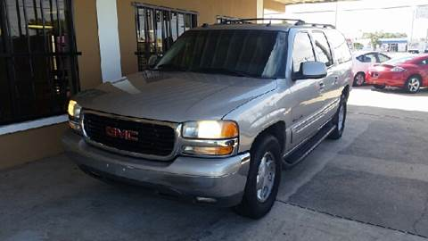 2004 GMC Yukon XL for sale at Eastside Auto Brokers LLC in Fort Myers FL