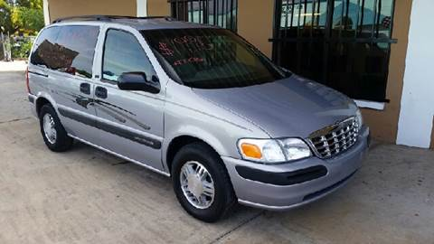 2000 Chevrolet Venture for sale at Eastside Auto Brokers LLC in Fort Myers FL
